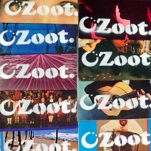Doctor Zygote - 1968 (Zoot Records)