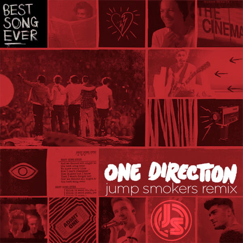 One Direction - Best Song Ever - Jump Smokers Remix