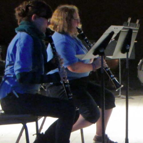 Tempting The Fates - Clarinet Quartet