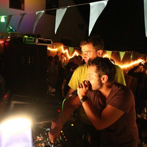 Syntax Error & Scumdog at UNDERtheGROUND - Sommer Power Party
