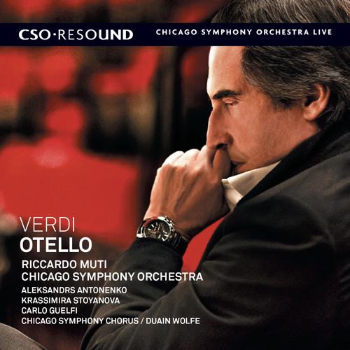 CSO Resound: Otello 1 16 Si, Pel Ciel Marmoreo Guiro