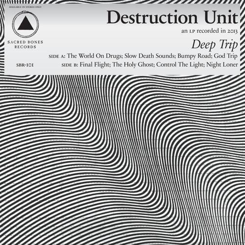 Destruction Unit - Slow Death Sounds