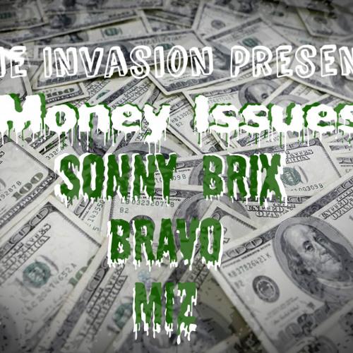 Sonny Brix , Bravo & Miz - The Invasion Presents Money Issues