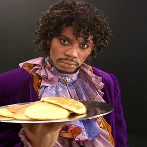 Prince discussing Chappelle Show / Charlie Murphy skit (2004.04.19)