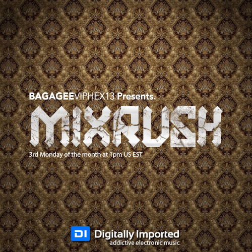 Mixrush 016 (2013 August)