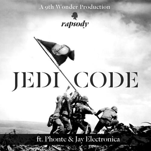 Rapsody-Jedi Code Ft. Phonte & Jay Electronica (Prod. By 9th Wonder)