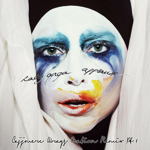 Lady Gaga - Applause (Cajjmere Wray's Ovation Remix Pt.1) *PROMO* [Property of Interscope Records]