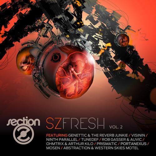 "SZ Fresh 2.4 Rob Gasser & Auvic ""Throwback"""