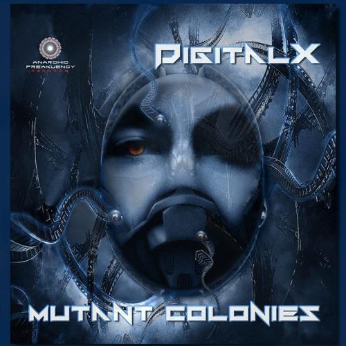 DigitalX - Mutant Colonies EP (released @ Beatspace.com)