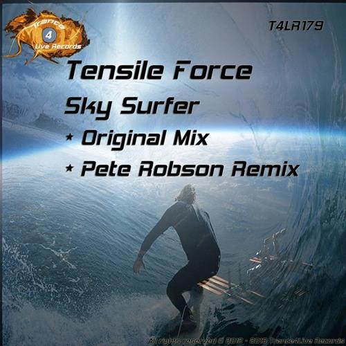 Tensile Force - Sky Surfer (Original Mix) (2013) // Free download