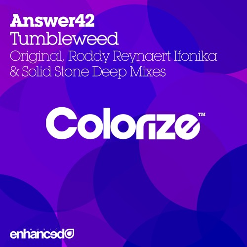 Answer42 - Tumbleweed (Original Mix) [OUT NOW]