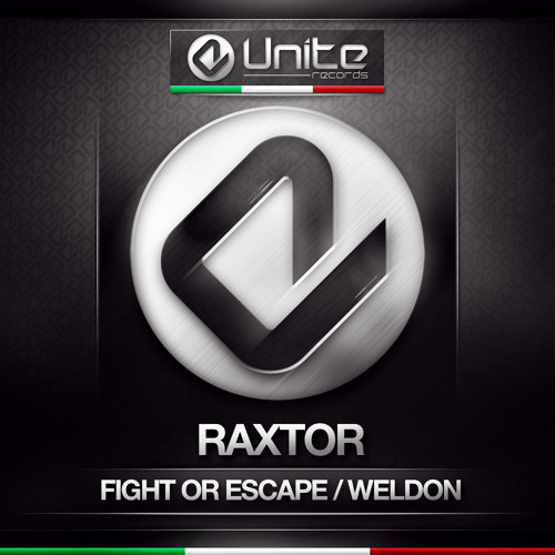 Raxtor - Fight Or Escape