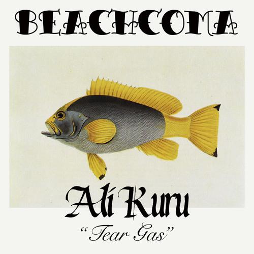 Ali Kuru - Tear Gas - Metope Remix (Beachcoma025)