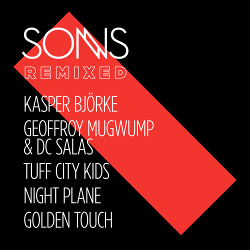 SONNS - Starts Tonight (Golden Touch Remix)