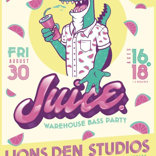 Juice Launch Promo Mix