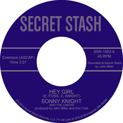 "Sonny Knight and the Lakers ""Hey Girl"""