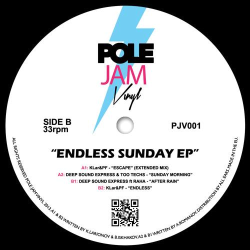 """B2 - Klar&PF - """"Endless"""" - 12"""" Vinyl & Digital"""