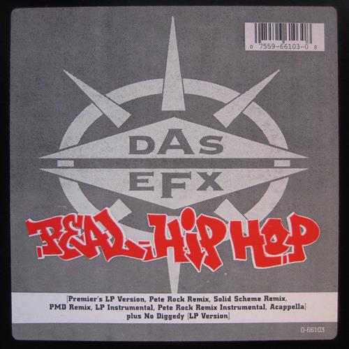 Real Hip Hop(blueprint Jazzy Mix)