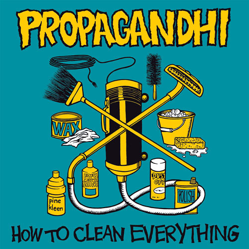 Propagandhi - Anti-Manifesto (Remastered)