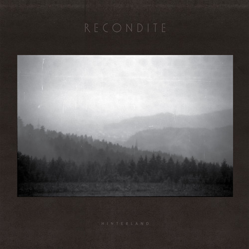 Recondite - Abscondence