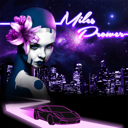 Miles Prower - 'Data Streams (Into The Ocean)' Feat. Coralie Kate