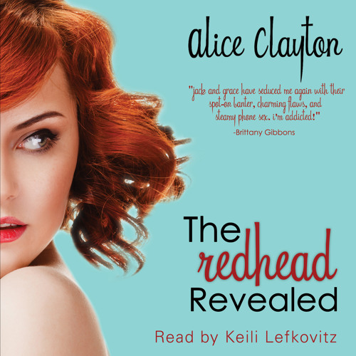 THE REDHEAD REVEALED by Alice Clayton Clip 2