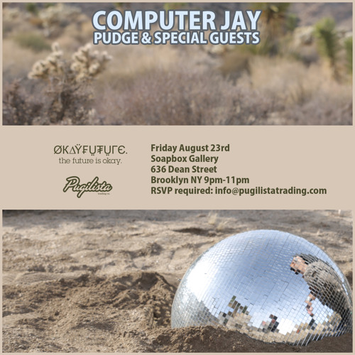 """Computer Jay """"Hardships""""(Strings In Space Rendition)"""