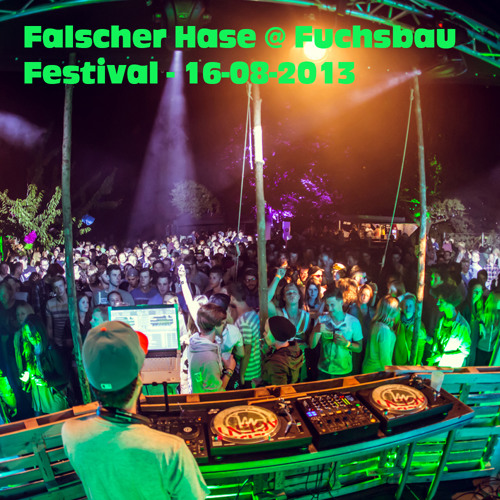 Falscher Hase at Fuchsbau Festival - 16-08-2013