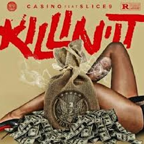 "Casino Ft Slice 9 ""Killin it"" Official instrumental (Prod. Malikondabeat)"