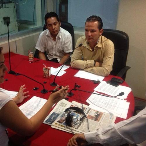 Entrevista en Radio Capital 104.9 fm 14/08/2013
