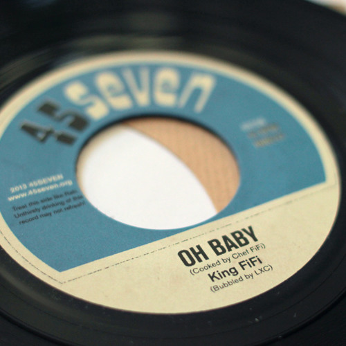 King Fifi - Oh Baby (4574A)