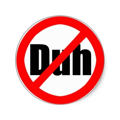 No Duh (J-Dro) Feat Truth Jones & Ethos