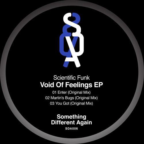 [SDA006] Scientific Funk - Martin's Bugs (Original Mix) [SC Edit]
