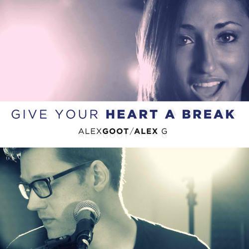 Alex Goot Cover - Give Your Heart A Break (Demi Lavato)