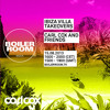 Carl Cox 45 min Boiler Room Ibiza Villa Takeovers mix mp3
