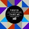 Tiesto feat Kiler England - Take me (Crispy Cookie Remix)