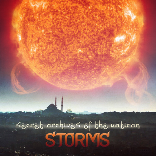 The Fall Of The Third Ember (to the earth) by Secret Archives Of The Vatican