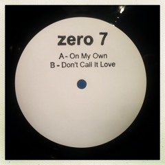 """On My Own (12"""" Version)"""