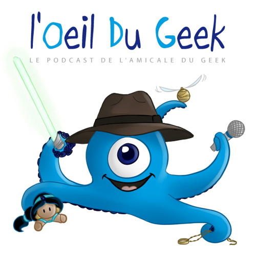 L'œil du geek