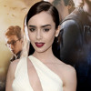 'The Mortal Instruments' Star Lily Collins Gushes Over Meeting Demi Lovato