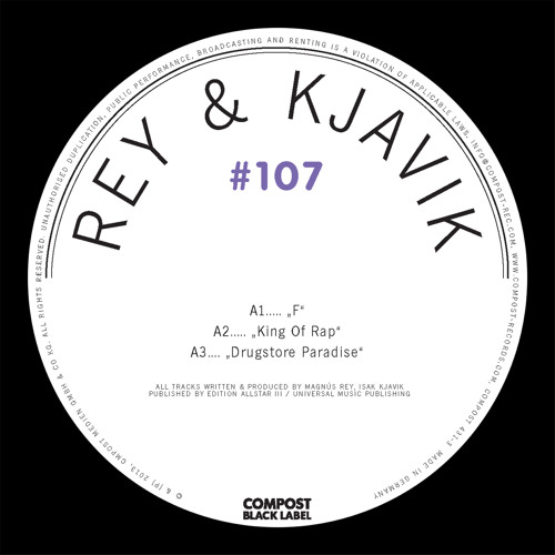Rey & Kjavik - King Of Rap
