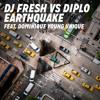 DJ Fresh Vs Diplo Feat. Dominique Young Unique - Earthquake - DJ Riots Zouk Bass Remix
