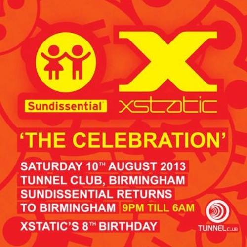 Craig Lee - Sundissential & Xstatic Birthday Vinyl Mix