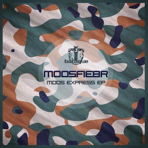 Niemandsland - Moosfiebr (Baroque Rec)