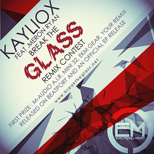 Kayliox - Glass Feat. Meron Ryan (StuboCee Remix) [Extended Preview]