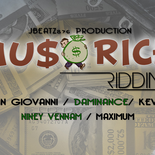 MUS RICH RIDDIM MIXED BY KOOLKYDD EMINENCE AUG 2013