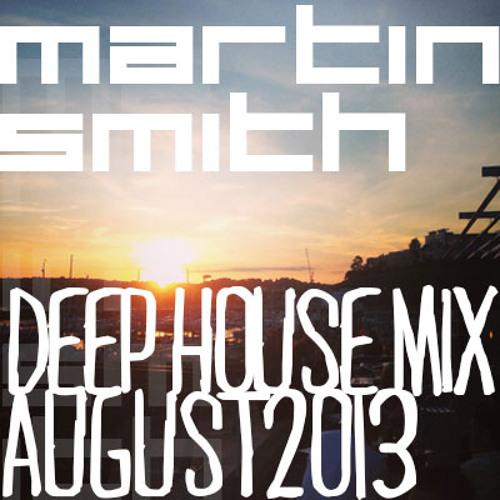 Martin Smith - House Aug2013