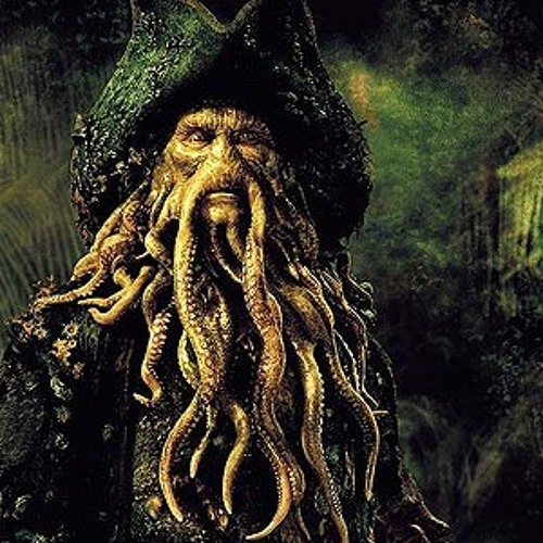 Davy Jones (Pirates Of The Caribbean OST) - Hans Zimmer by Claudio Palana
