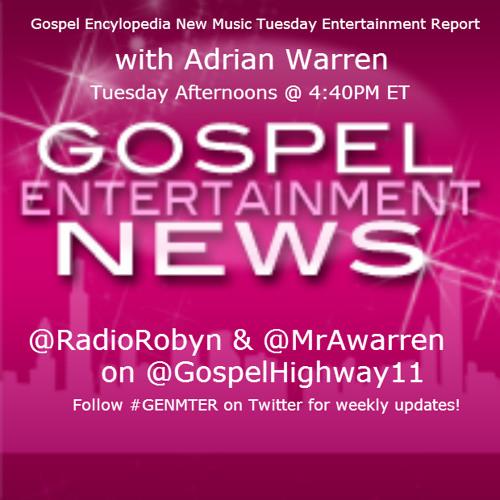2013-08-20 #GENMTER w/ @RadioRobyn & @MrAWarren on @GospelHighway11