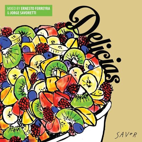 SavorCast 015.2 - Jorge Savoretti - Delicias CD 2